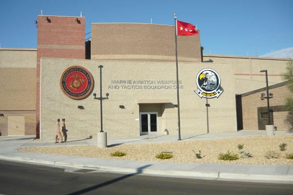 P495 Applied Instructional Facility Mcas Yuma Nasland